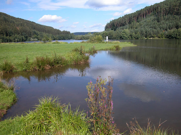 Marbachstausee